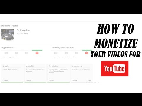 How to monetize youtube videos in nepal.