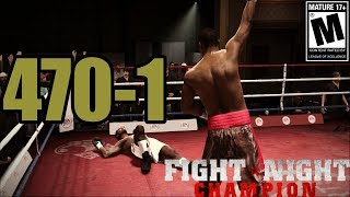 Download 470-0 TRASH TALKER GETS HIS ASS HANDED TO HIM- Fight Night Champion Xbox One Video