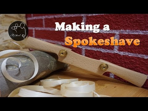 Spokeshave, how to make