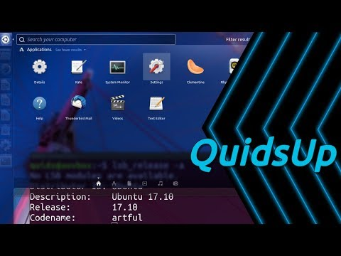 Unity 7 Session in Ubuntu 17.10