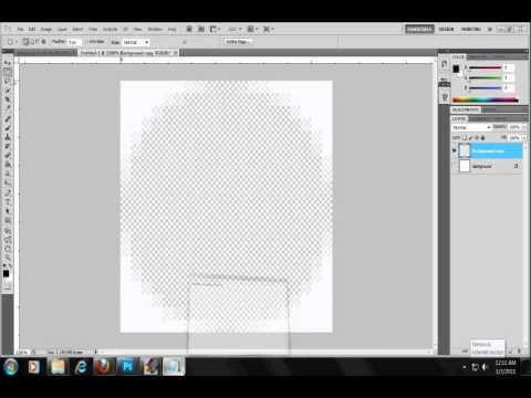 Photoshop: Polka Dot Effect