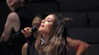 ARIANA GRANDE LIVE IN CHILE 2017 - Be Alright - Dangerous Woman Tour