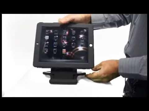 Maclocks iPad Locking Security Cover & Rotating Stand Security Bundle