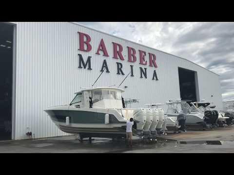 Drake's Mobile Detailing // Boat Detailing
