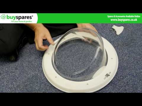 How to Fix a Washing Machine Door Handle (Indesit)
