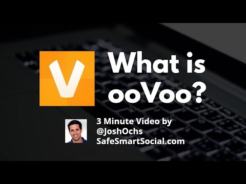 ooVoo App - Social Media Safety Guide