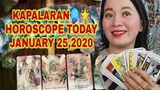KAPALARAN 🔮🌞HOROSCOPE TODAY JANUARY 25,2020 - Apple Paguio7