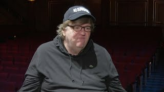 Michael Moore: Humor about Trump can reach a lot of people