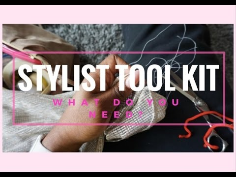 Fashion Stylist Tutorials   The Stylist Tools Kit - The Essentials A Stylist Carries Everywhere!