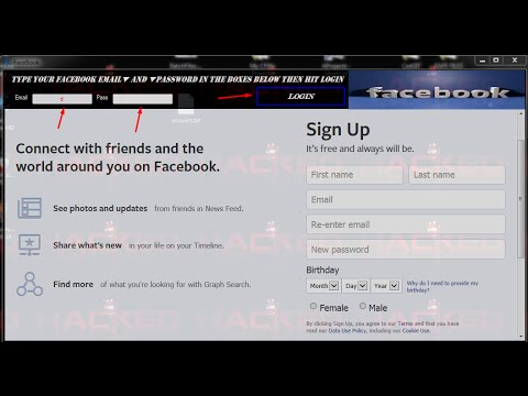 FaceBook Browser Tutorial in C#