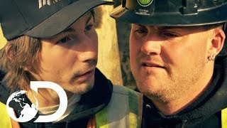 Gold Rush | SEASON 8 | Brennan Breaks A Dozer for the THIRD TIME In Two Days