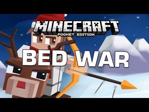 Minecraft Multiplayer Master - BED WAR - MCPE