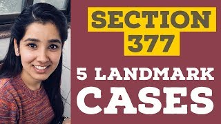 Section 377 | Homosexuality in India | In Hindi