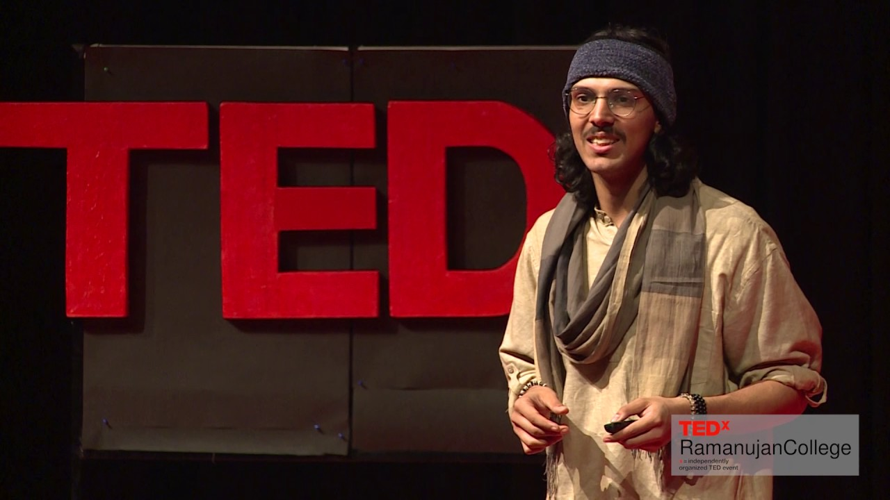 Power of Breakup | Onkar Kishan Khullar | TEDxRamanujanCollege