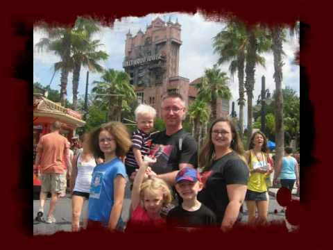 My Family Disney Trip