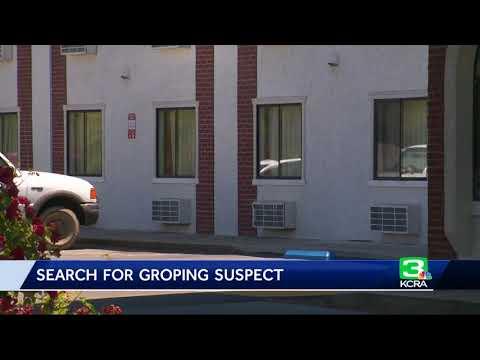El Dorado Co. deputies search for groping suspect