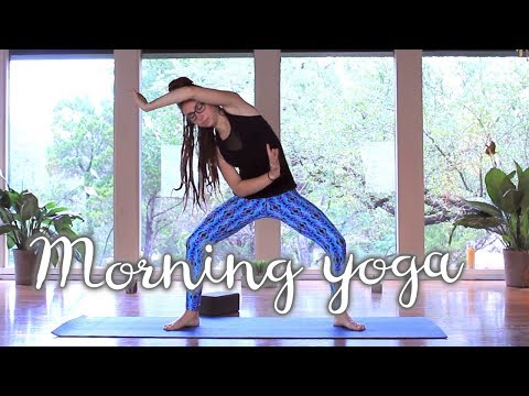 Morning Yoga To Start Your Day - Stretch & Strengthen