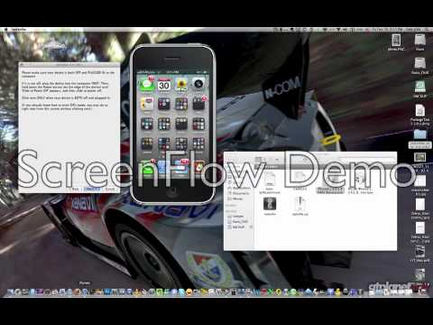 Jailbreak and Unlock iPhone 4, 3gs with iOS 5.0.1 with Redsnow 0.9.10b3 baseband (TMobile)