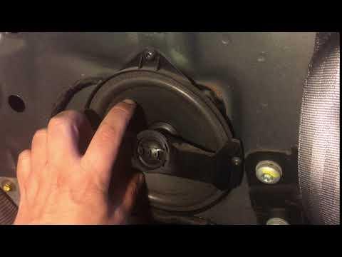 Audi TT Mk1 Rear speaker
