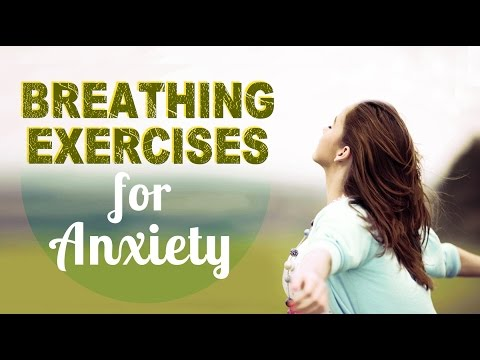 Breathing Exercises for Anxiety (that work!)