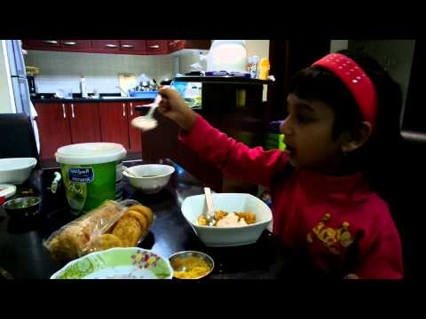 How to make Ragda Puri