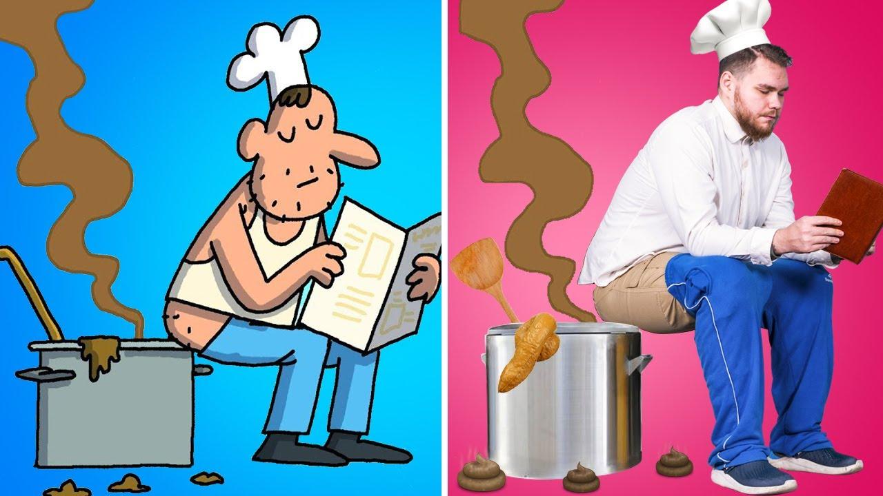 Cartoon Box Catch Up Parody #4   The BEST of Cartoon Box   Hilarious Cartoon Compilation