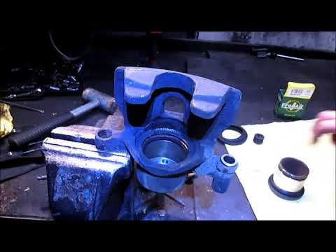 MAZDA 6 Brake Piston Repair