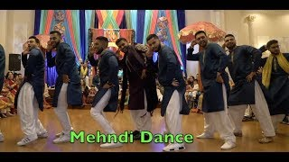 Mehndi Dance   Family & Friends   Silman Saleem