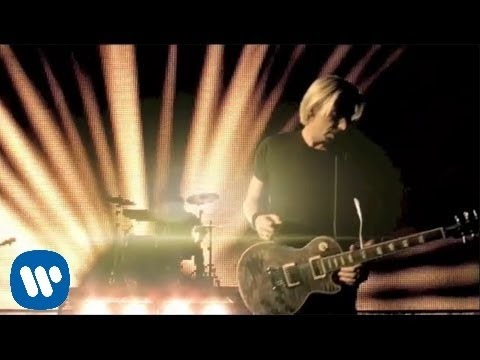Nickelback - Never Gonna Be Alone [OFFICIAL VIDEO]
