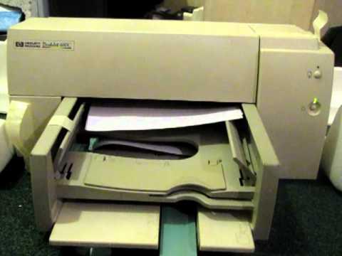 Impresora HP Deskjet 680 C