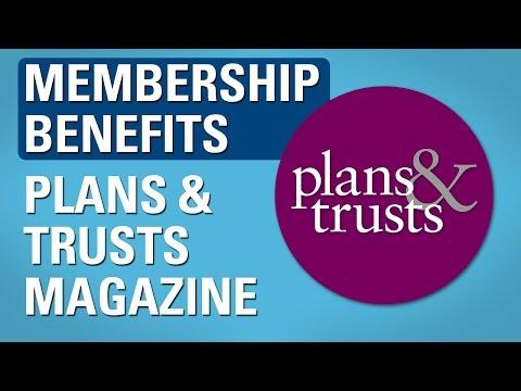 Membership Perks: Plans & Trusts Magazine   Canada