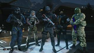 Casual with friends (Tom Clancy