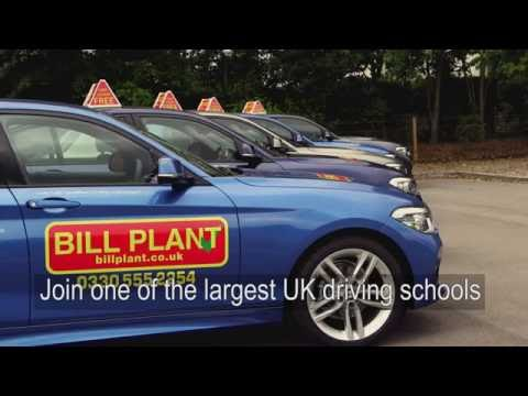 Driving Instructor Training with Bill Plant
