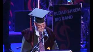 #x202b;טקס הענקת אות המנהיגות ותואר דוקטור לשם כבוד#x202c;lrm;