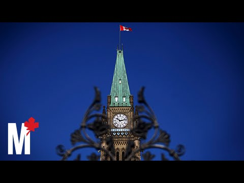 What it feels like to be the flag master on Parliament Hill