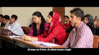 Central University of Kashmir Tarana