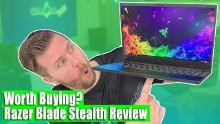 Razer Blade Stealth 2019 Honest Review! Best Gaming Ultrabook MX150?