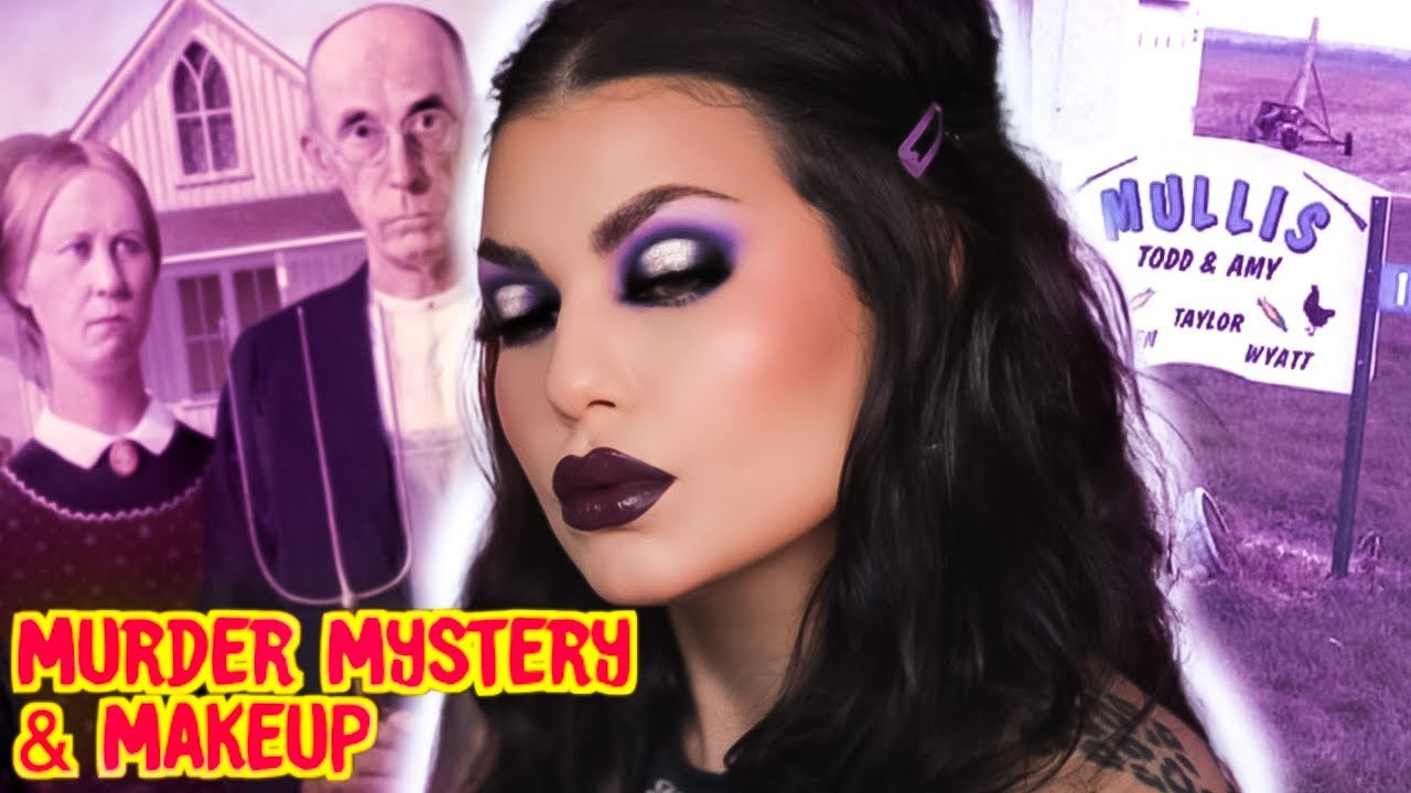 The Corn Rake Mystery - A Farmer Attacks Or Wrongly Accused? | Mystery & Makeup - Bailey Sarian