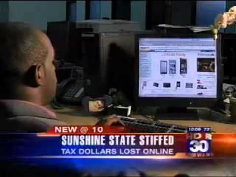 Online Sales Tax and Florida