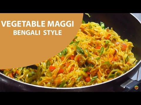 Vegetable Maggi
