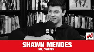 [INTERVIEW] Shawn Mendes föredrar brunetter - NRJ SWEDEN
