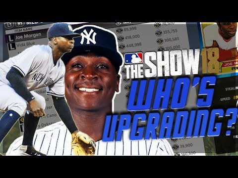 NEW ROSTER UPDATE PREDICTIONS! MLB THE SHOW 18 DIAMOND DYNASTY VOL. 2