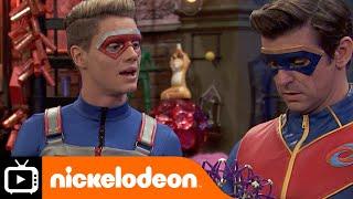 Henry Danger   Stolen Phone, Captain Man   Nickelodeon UK