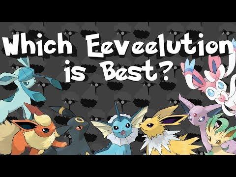 Which Eeveelution is Best? A Ranking of all Eevee Evolutions