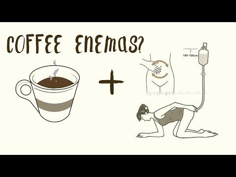 Coffee Enemas?