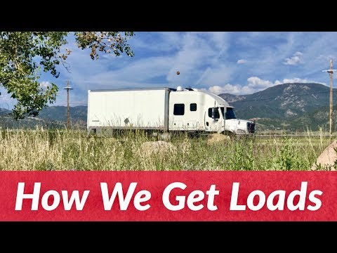 HOW WE GET LOADS | Expediting Trucking