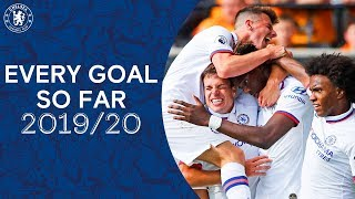 Tomori Screamer, Pulisic Hat-Trick & More | Every Premier League Goal So Far 2019/20