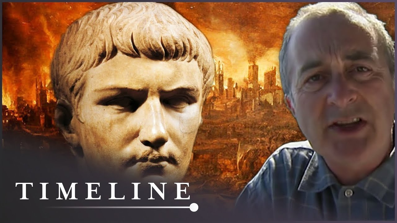 Was Caligula Really Rome's Worst Emperor? | Tony Robinson's Romans: Caligula | Timeline