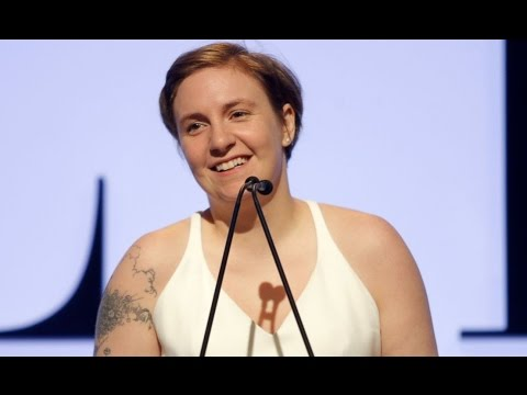Lena Dunham Hospitalized for Ruptured Ovarian Cyst