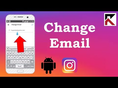 How To Change Instagram Email Android 2018